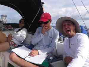 Jackie, Matt and Cam