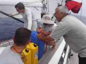 Fueling operation, upstream