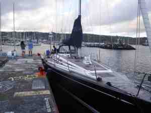Dock in Horta